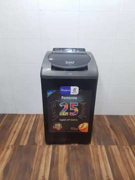 Whirlpool 360 ultra clean fully automatic washing machine
