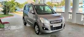 Maruti Suzuki Wagon R VXI AMT1.2, 2017, Petrol