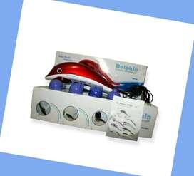 Promo Alat pemijat Bentuk Dolphin Electrik Mesin Pijat Badan HG02