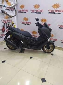 Yamaha NMAX black doff thun 2019 mulus