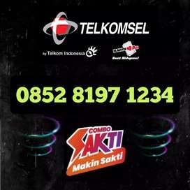 Nomor cantik Combo Sakti Telkomsel berkualitas spesial Kartu As 1234