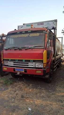 Dijual Truk Tronton Loss Bak Mitsubishi Fuso 6D22 Thn 1998 Siap Jalan