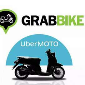 UBER MOTO BIKE ride attachment