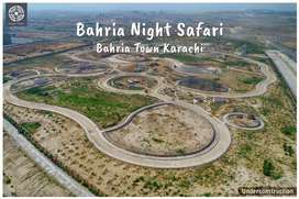 Plot for sale Bahria town Karachi