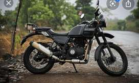 RE himalayan available for rent