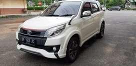Toyota rush Trd ultimo