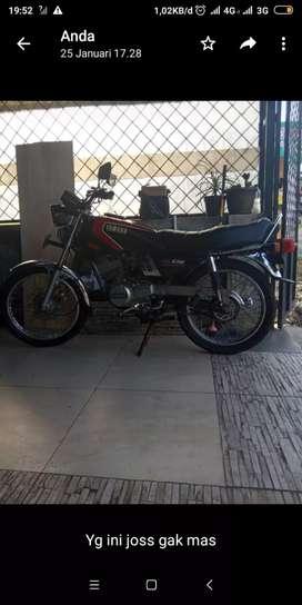Yamaha rx king cobra 87