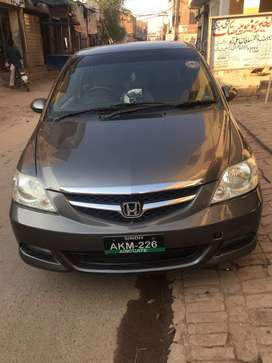 Honda city vario sealed by sealed genuine
