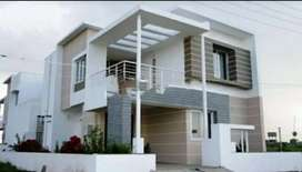 Villa located in Rayakotah Road Near Hosur public school 90LAKHS