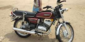 Yamaha rx135 second owner all  documents in current
