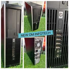 HP i5 PC/ A1 LOOK/4GB RAM/500GB HDD/ LIMTED TIME DEAL /CALL NOW