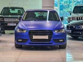 Audi A4 2008-2014 New 2.0 TDI Multitronic, 2013, Diesel