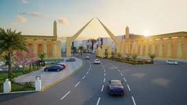 5 Marla Plot on Easy Installments for Sale in Al-Noor Orchard Lahore