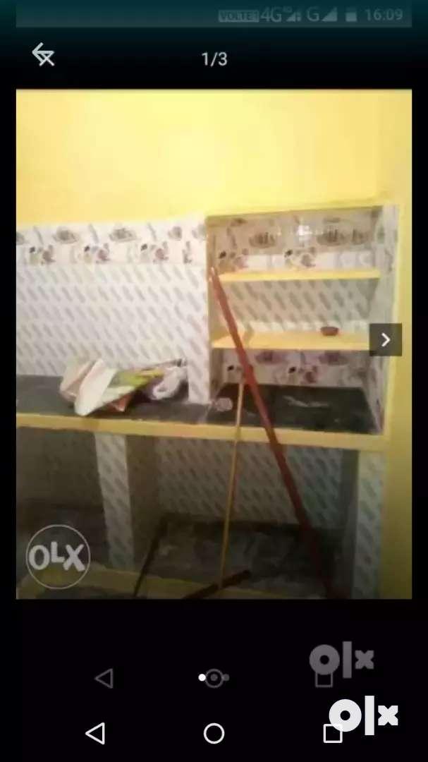 big Room with kitchen separate washroom near rispana rajeev nagar 0