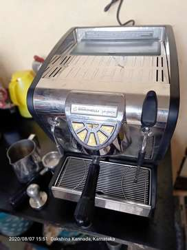 Italian brand coffee machine