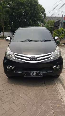 ToyotaAvanza 1.3 G manual 2013