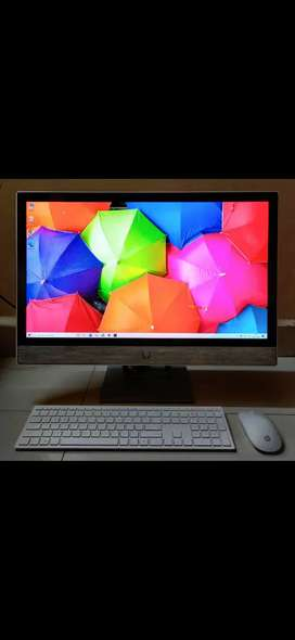 Hp 24 inch touch screen 2gb amd graphics sll opt