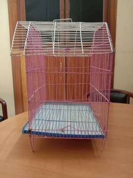 CAGE FOR BIRDS AND RABBITS