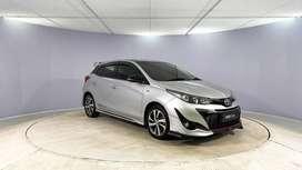 2018 Toyota YARIS S TRD 1.5