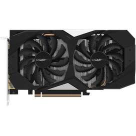 Gigabyte GeForce GTX 1660 Ti 6GB DDR6 OC