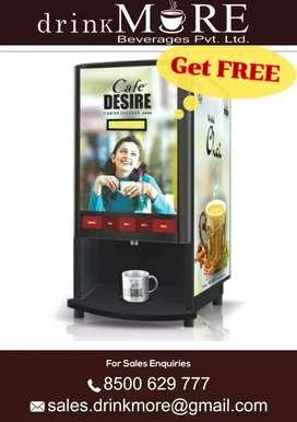 Automatic COFFEE ,TEA Vending machine Business