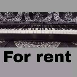 Kawai mp7 stage piano for rent !