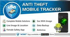 ATMT Anti Theft Mobile Tracker App