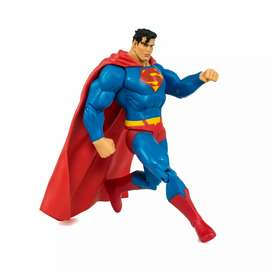 Action figure Mainan Superman Classic team justice league Bisa COD