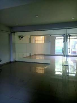 DHA phase 6 big bokhari office brand new with lift furnished for rent