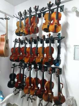 Branded music instruments