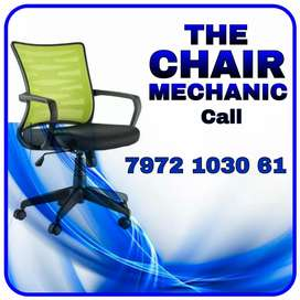 Study Chair Repairing At Home