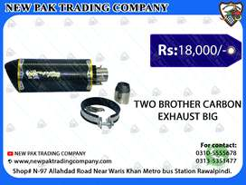 TWO BROTHER CARBON EXHAUST BIG