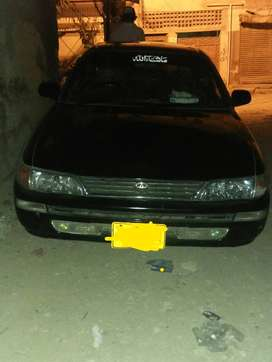 Indus Corolla Available from Karachi to All over Pakistan