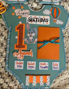 Customize Baby greetings