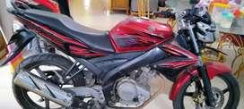 Jual Vixion 2010 harga Rp.13.500.000 nego