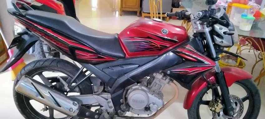 Jual Vixion 2010 harga Rp.14.500.000 nego 0