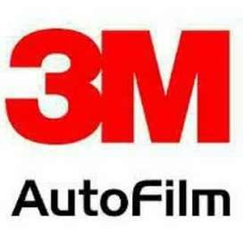 3M auto Film Kaca Film 3M dan 3M Auto Care Salon Mobil PANGGILAN