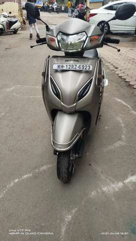 Excellent condition Activa 5G want to sell