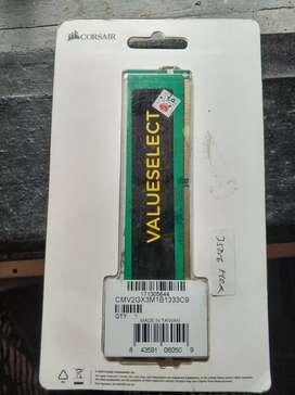 RAM Murah Corsair DDR3 2GB