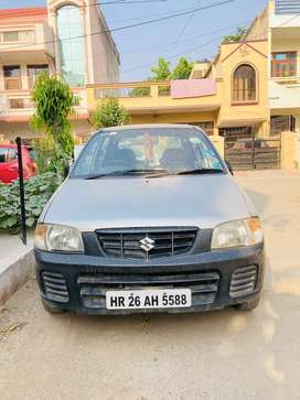 Maruti Suzuki Alto 2007 Petrol Well Maintained with VIP number.