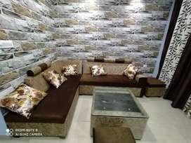 2.5 bhk fully furnished luxury flat in nirman nagar for sale