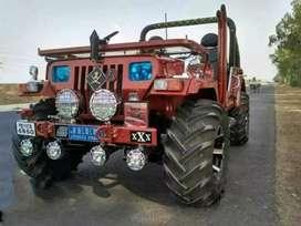 Mahindra Jeep modified all India Transport delivery available Bolero
