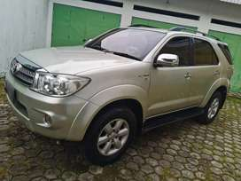 Toyota Fortuner 2.7 G luxury 2008 matic