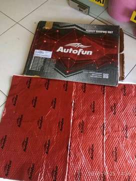 peredam / sound deadening AUTOFUN made in german