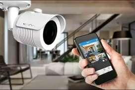 PAKET CCTV HIKVISION 2MP 4CH PLUS PASANG