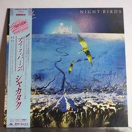 Shakatak - Night Birds / LP Vinyl / Jazz - Funk / PH / Piringan Hitam