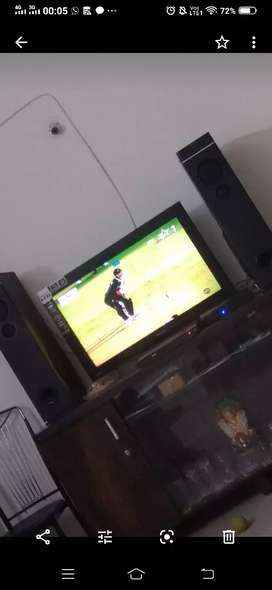 """Videocon 32"""" TV with TV unit for sell"""