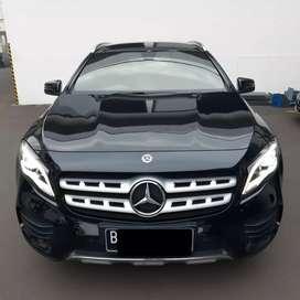 Di jual cepat Mercedes Benz GLA 200 AMG