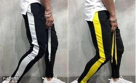 Men Stylish Look Latest Track Pants(Combo)