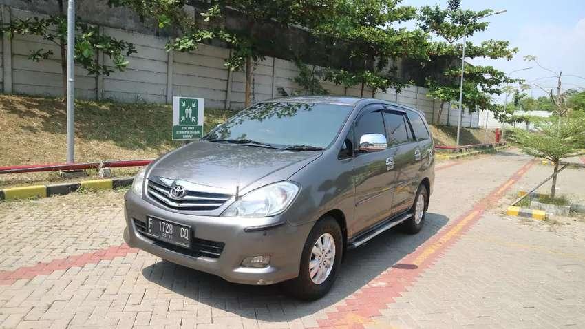 Toyota Innova V 2.0 a/t 2011 cash 130jt tdp 10jt!! 0